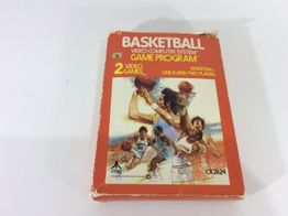 coleccionismo vintage atari basketball