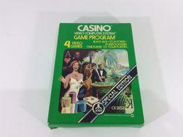 coleccionismo vintage atari game program