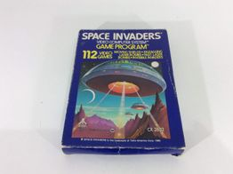 coleccionismo vintage atari space invaders