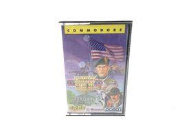 coleccionismo vintage commodore commodore combat school