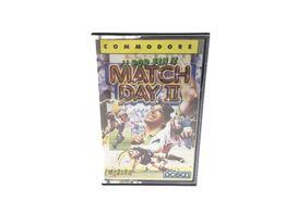coleccionismo vintage commodore commodore match day ii