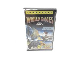 coleccionismo vintage erbe world games from epyx