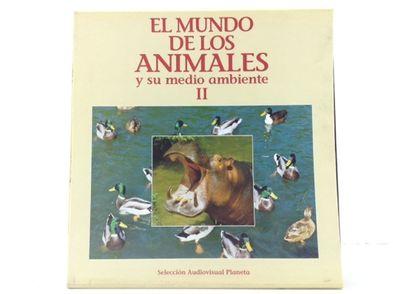 coleccionismo vintage otros el mundo de los animales y su medio ambiente ii