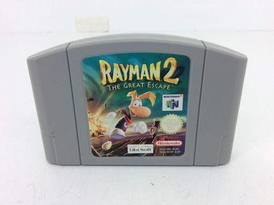coleccionismo vintage nintendo rayman 2 nintendo 64