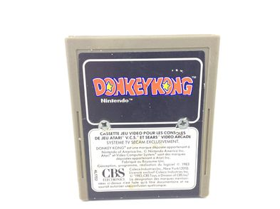 coleccionismo vintage nintendo donkeykong