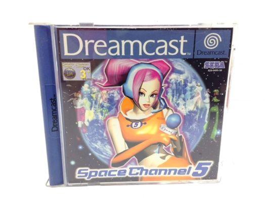 coleccionismo vintage otros space channel 5