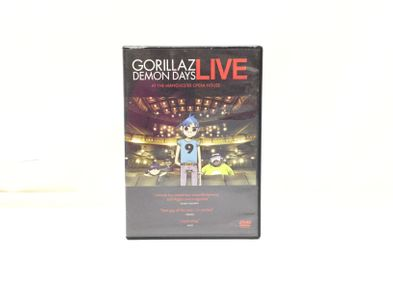 gorillaz demon days live