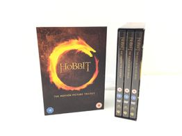hobbit the motion picture trilogy