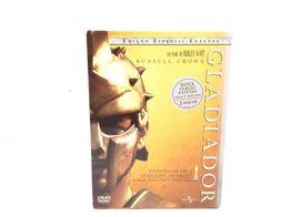 o gladiador - 3 discos