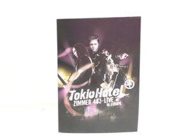 tokio hotel zimmer 483- live in europe