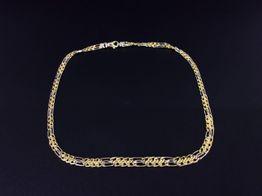 collar oro primera ley (oro 18k)