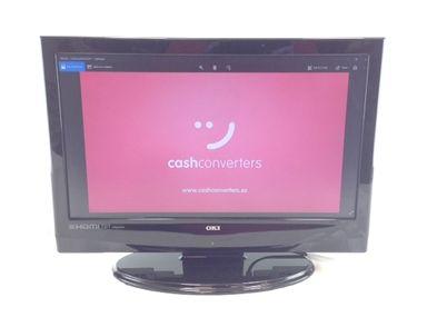 combi tv reproductor oki v19b