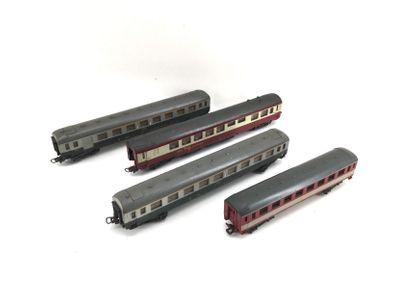 comboio miniatura outras escalas outro sem modelo