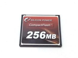 compact flash sandisk 256mb