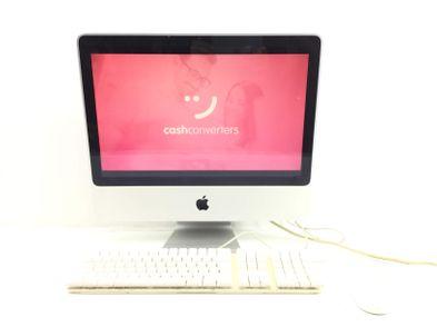 computador apple apple imac core 2 duo 2.0 20 (2009) (a1224)