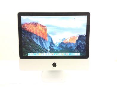 computador apple apple imac core 2 duo 2.66 20 (2008) (a1224)