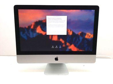 computador apple apple imac core i5 2.3 21.5 (2017) (a1418)