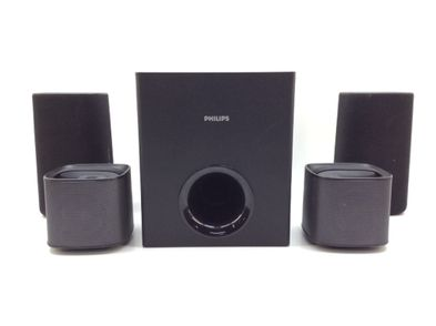 conjunto home cinema philips css5235y