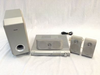 conjunto home cinema philips csw 3950