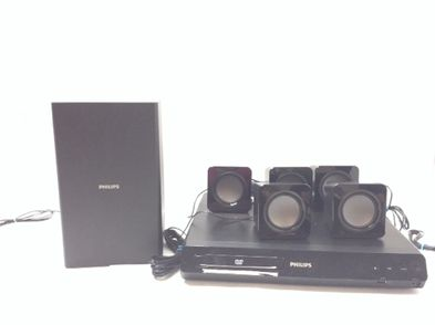conjunto home cinema philips htd3510/12