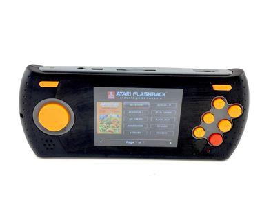 consola atari atari flashback potable con 60 juegos
