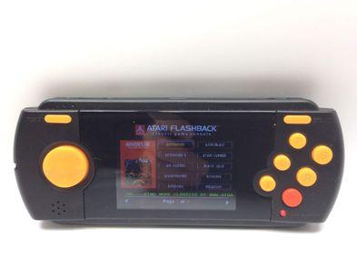 consola atari atari retro atari flashback portátil (70 juegos)