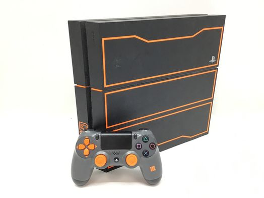 sony ps4 1000 call of duty black ops 4 edition