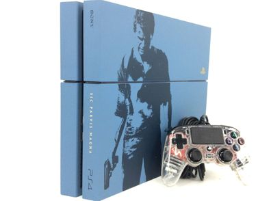 sony ps4 500gb uncharted edition