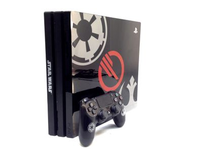 sony ps4 pro 1000 star wars battlefront ii edition