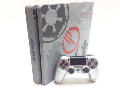 sony ps4 slim 1000 star wars battlefront ii edition