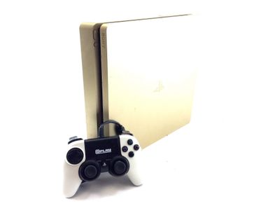sony ps4 slim 500gb gold