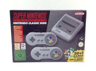 nintendo super nintendo snes mini