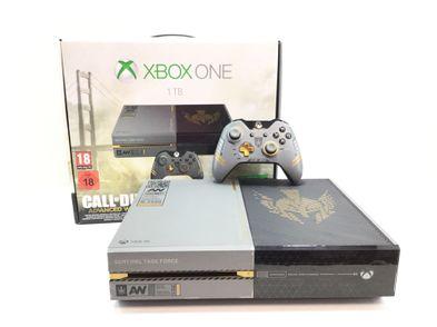 microsoft xbox one 1tb call of duty advanced warfare edition