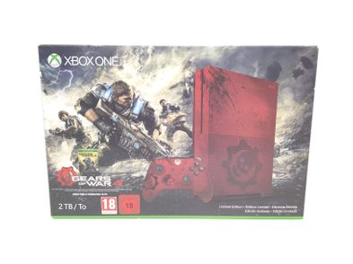microsoft xbox one s 2tb gears of war 4 edition