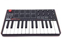 controlador akai mpk mini mk2