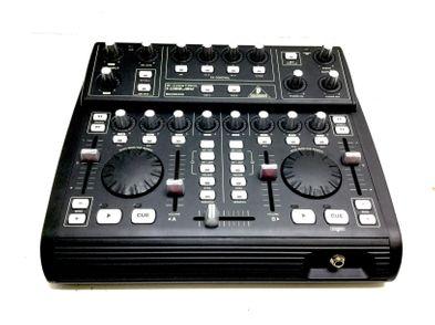 controlador behringer bcd3000