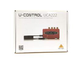 controlador behringer uca222