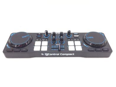 controlador hercules dj control compact