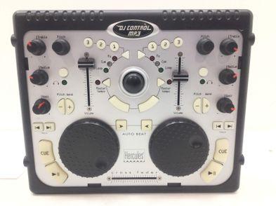 controlador hercules dj mix