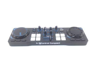 controlador hercules djcontrol compact