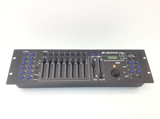 controlador jbsystems sm-1612