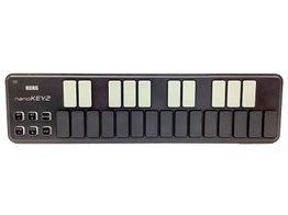 controlador korg nano key2