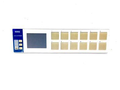 controlador korg nano pad