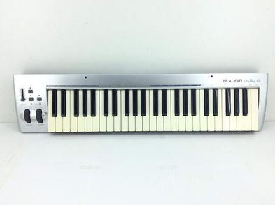 controlador m audio keyrig 49