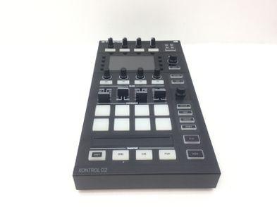 controlador native instruments kontrol d2