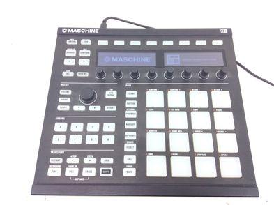 controlador native instruments maschine mk 2
