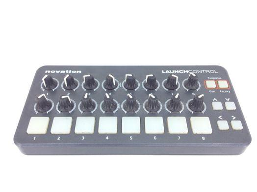 controlador novation launch control fa0940-01
