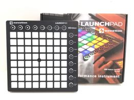 controlador novation launch pad mkii
