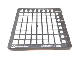 controlador midi novation novation launchpad mini