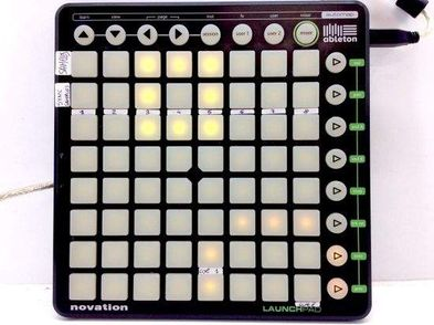 controlador novation novlpd01